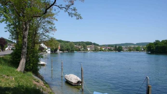 """Thị trấn Busingen của Đức nhưng lại nằm """"lọt thỏm"""" trong lãnh thổ Thụy Sĩ, khiến cho vùng đất này mang những nét văn hóa giao thoa vô cùng khác biệt (5/10/2019)"""
