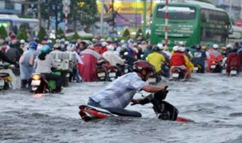 THỜI SỰ 6H SÁNG 15/10/2019: Thành phố Hồ Chí Minh hôm nay đón triều cường vượt báo động 3, nguy cơ gây ngập nhiều khu vực.