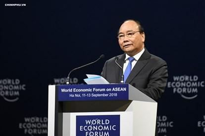 Diễn đàn Kinh tế Thế giới xếp Việt Nam thứ 67 trong số hơn 140 nền kinh tế về chỉ số năng lực cạnh tranh toàn cầu (10/10/2019)