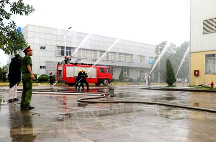 Thành phố Hồ Chí Minh: Phòng cháy chữa cháy cần nêu cao ý thức cộng đồng (8/10/2019)