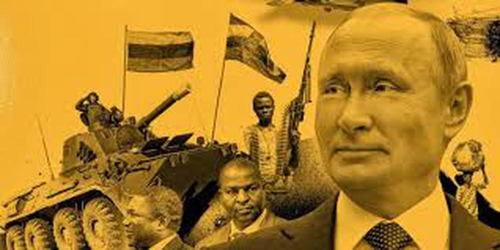 """Trung Đông, châu Phi và cuộc """"tấn công quyến rũ"""" của nước Nga (27/10/2019)"""
