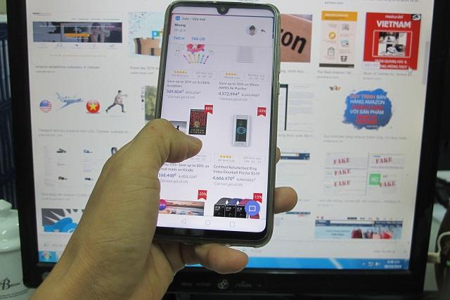 Cẩn trọng với mua bán hàng hóa qua mạng (10/10/2019)