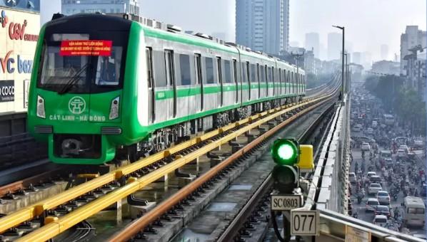 THỜI SỰ 18H CHIỀU 24/10/2019: Bộ Giao thông vận tải báo cáo Quốc hội  khẳng định dự án đường sắt đô thị Cát Linh-Hà Đông (Hà Nội) hoàn thành 99% khối lượng xây lắp. Dự kiến khai thác thương mại trong năm 2019 này.