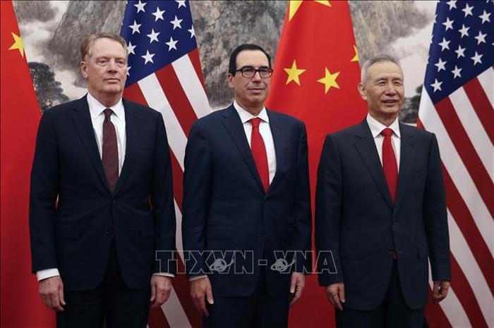 Vòng đàm phán thương mại cấp cao Mỹ - Trung sẽ nối lại tại Washington (Mỹ): Liệu có giảm căng thẳng giữa hai nền kinh tế lớn của thế giới? (10/10/2019)