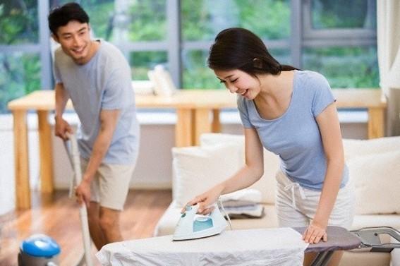Vợ chồng cần nên san sẻ việc nhà với nhau (10/10/2019)
