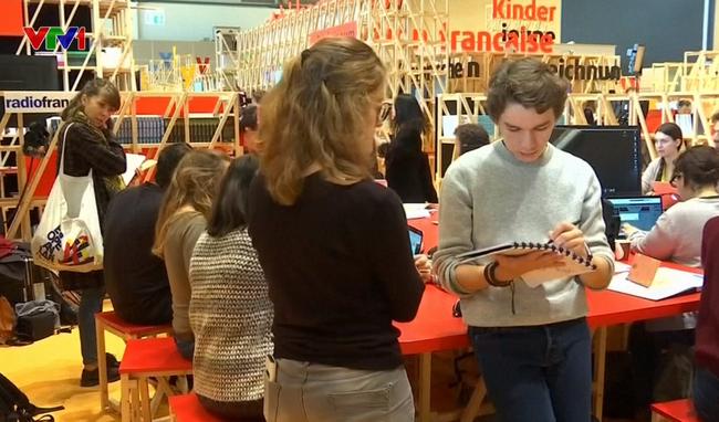 Khai mạc Hội chợ sách Frankfurt, Đức (16/10/2019)