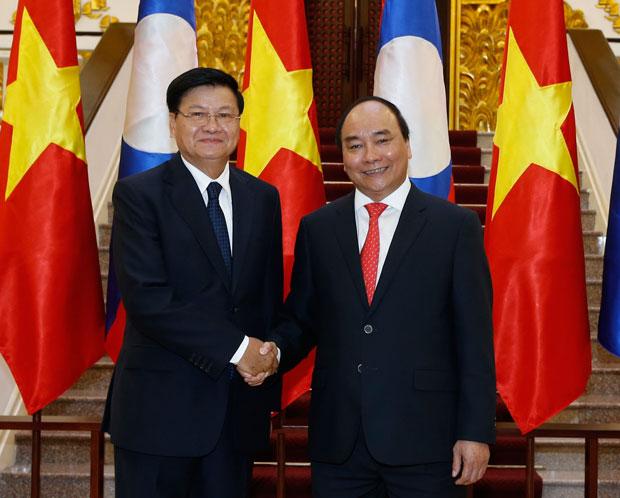 Quan hệ hữu nghị Việt Nam - Lào (2/10/2019)