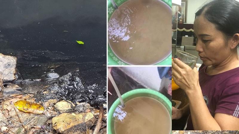 Khởi tố vụ án đổ trộm dầu thải đầu nguồn Nhà máy nước sạch sông Đà: Câu chuyện bồi thường cho người dân và trách nhiệm chính quyền thành phố Hà Nội (17/10/2019)