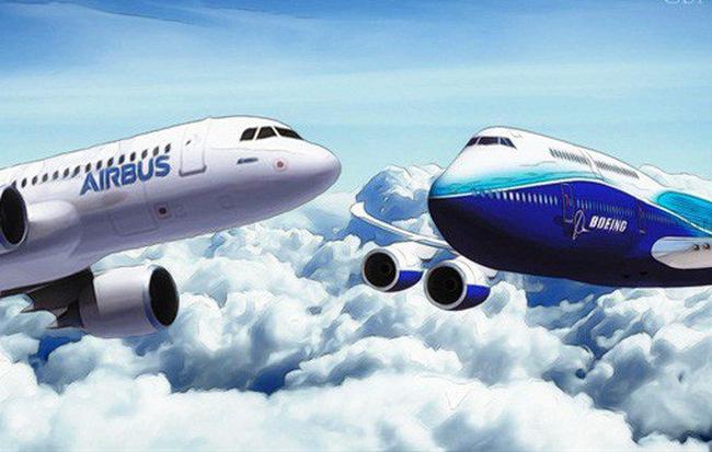 Mỹ - EU trả đũa thuế vì trợ cấp cho Boeing và Airbus (8/10/2019)