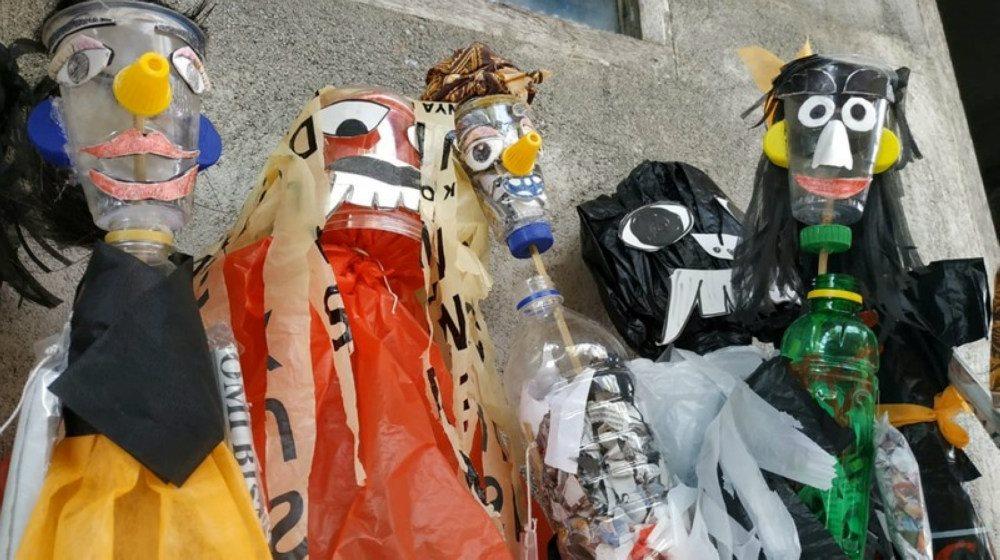 Indonesia tạo những con rối từ rác thải nhựa để giáo dục trẻ em bảo vệ môi trường (29/10/2019)