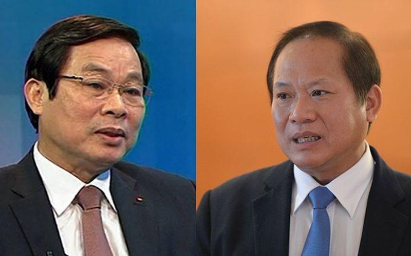 THỜI SỰ 21H30 ĐÊM 11/102019: Ban Chấp hành Trung ương Đảng quyết định thi hành kỷ luật bằng hình thức khai trừ ra khỏi Đảng đối với ông Nguyễn Bắc Son và ông Trương Minh Tuấn.