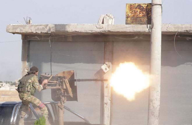Nga gia tăng vị thế, khi Thổ Nhĩ Kỳ tấn công người Kurd ở Syria (16/10/2019)