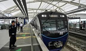 Tàu hỏa sẽ là phương tiện giao thông chính của Indonesia trong tương lai (16/10/2019)