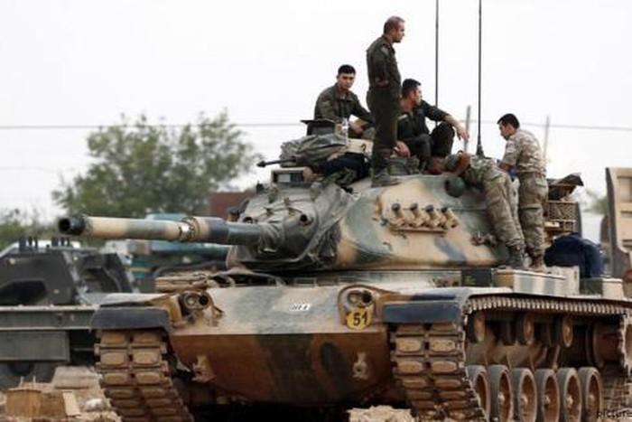 Kế hoạch gây tranh cãi của Thổ Nhĩ Kỳ tại Đông Bắc Syria (9/10/2019)