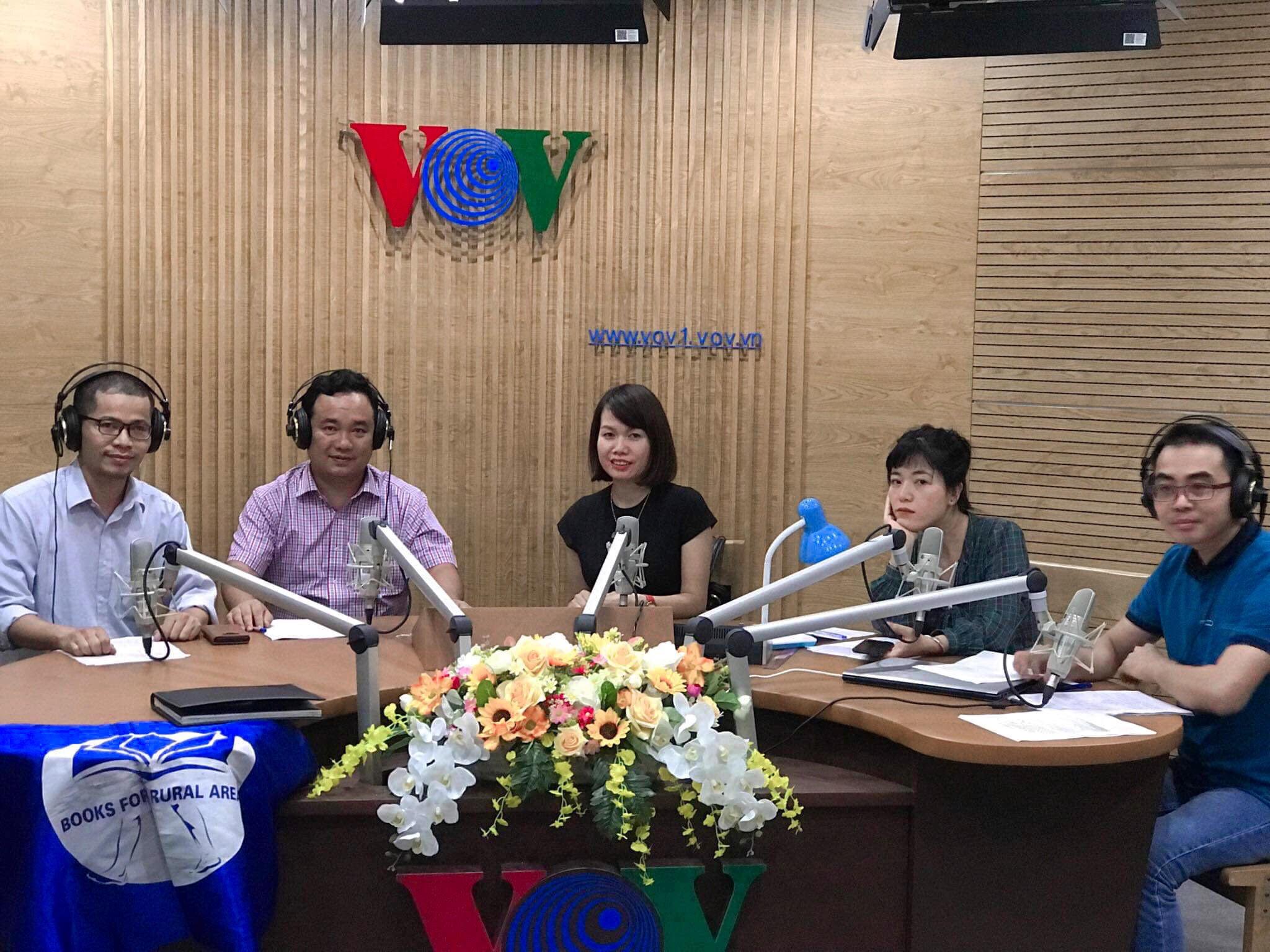 Người Việt Nam góp phần thúc đẩy Quyền đọc sách của trẻ em trên thế giới (14/10/2019)