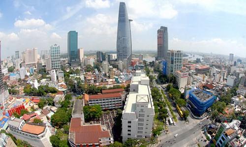 """THỜI SỰ 6H SÁNG 18/10/2019: Diễn đàn kinh tế Thành phố Hồ Chí Minh tổ chức hôm nay với chủ để """"Phát triển Thành phố Hồ Chí Minh thành trung tâm tài chính khu vực và quốc tế""""."""