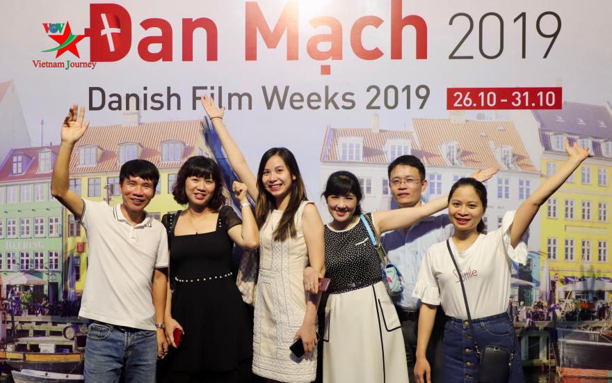 Tuần lễ Phim Đan Mạch 2019 tại Hà Nội và thành phố Hồ Chí Minh có gì hấp dẫn? (29/10/2019)