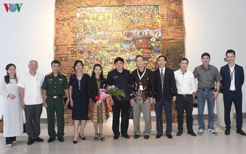 THỜI SỰ 6H SÁNG 3/10/2019: Đài Tiếng nói Việt Nam chính thức ra mắt Cơ quan thường trú  tại Indonesia.