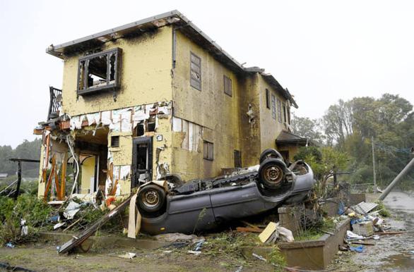 THỜI SỰ 6H SÁNG 13/10//2019: Động đất trong siêu bão tại Nhật Bản khiến 3 người thiệt mạng, hàng chục người khác bị thương và 8 triệu người phải đi sơ tán.