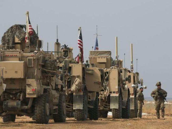 Mỹ đổi ý đưa quân trở lại miền Đông Syria (30/10/2019)