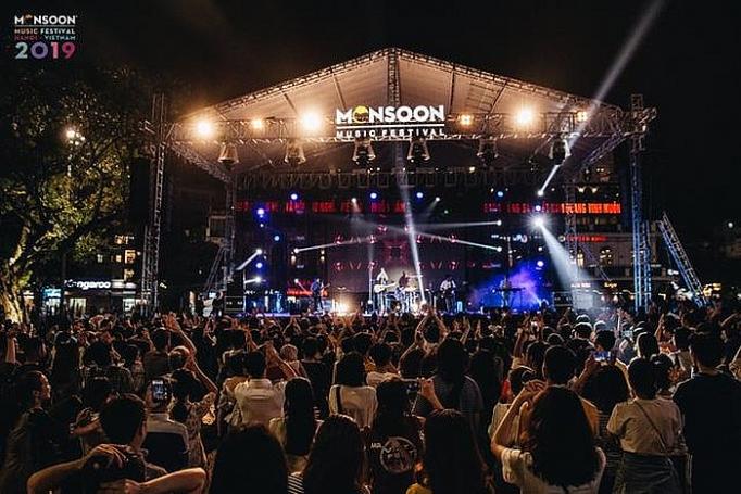 Lễ hội âm nhạc Quốc tế Gió mùa 2019 (4/11/2019)