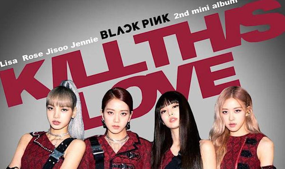 Kill this love - MV duy nhất của Kpop lọt Top xem nhiều nhất thế giới năm 2019 (22/11/2019)