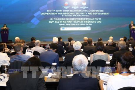 Hội thảo quốc tế Biển Đông lần thứ 11: Việc tùy tiện diễn giải UNCLOS sẽ gây bất ổn cho khu vực (8/11/2019)