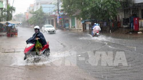 Không chủ quan với mưa lớn sau bão số 6 (12/11/2019)