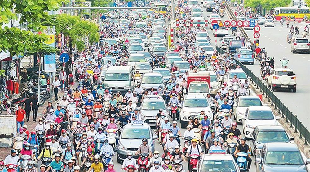 Hạn chế phương tiện, thu phí vào nội đô – Giải pháp hạn chế ùn tắc và ô nhiễm không khí (8/11/2019)