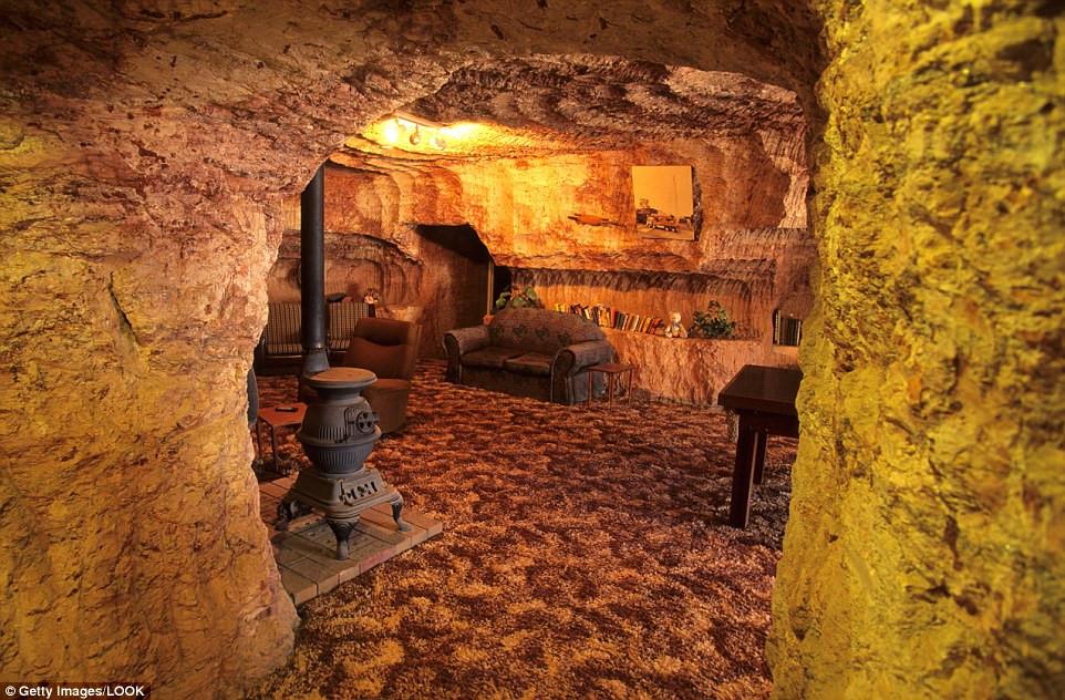 Coober Pedy (Australia): Thị trấn dưới lòng đất (30/11/2019)