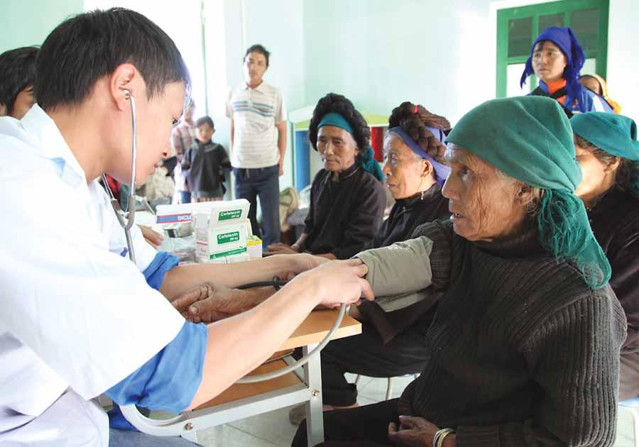 Chăm sóc sức khỏe người cao tuổi: Mối quan tâm của toàn xã hội (2/11/2019)