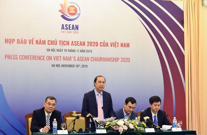 Việt Nam chuẩn bị sẵn sàng cho năm Chủ tịch ASEAN (20/11/2019)