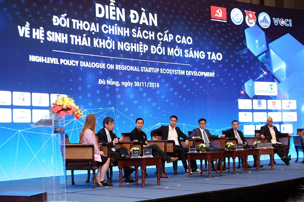 Nỗ lực đưa hệ sinh thái khởi nghiệp đổi mới sáng tạo Việt Nam ra thế giới (23/11/2019)