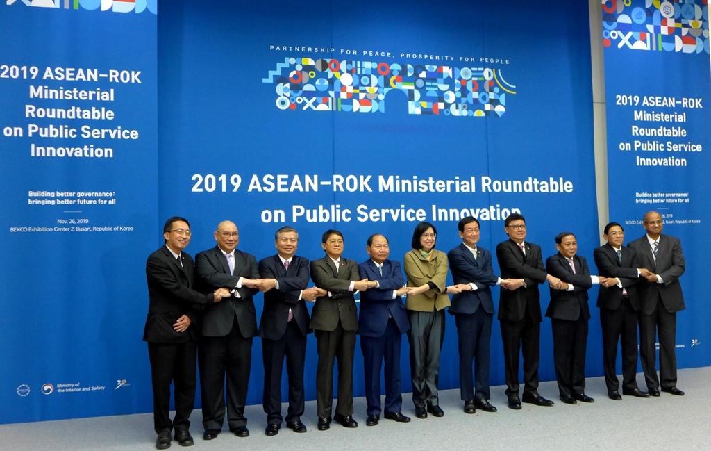 Triển vọng tăng cường hợp tác hữu nghị ASEAN - Hàn Quốc (27/11/2019)