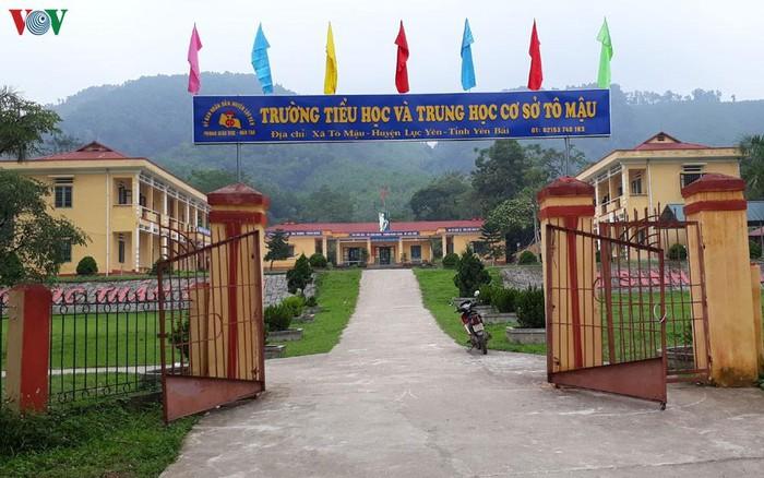 Trường Tiểu học và Trung học cơ sở Tô Mậu, huyện Lục Yên, tỉnh Yên Bái: Nơi tất cả  thầy cô giáo đều nhận học sinh có hoàn cảnh đặc biệt khó khăn làm con nuôi (2/11/2019)