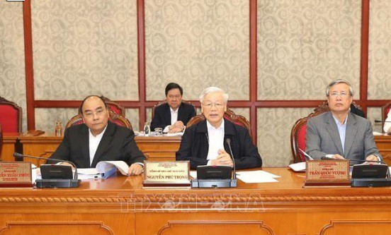 THỜI SỰ 18H CHIỀU 1/11/2019: Bộ Chính trị họp cho ý kiến sửa đổi, bổ sung chức năng, nhiệm vụ của Ban Chỉ đạo Trung ương về phòng, chống tham nhũng và Ban Nội chính Trung ương.