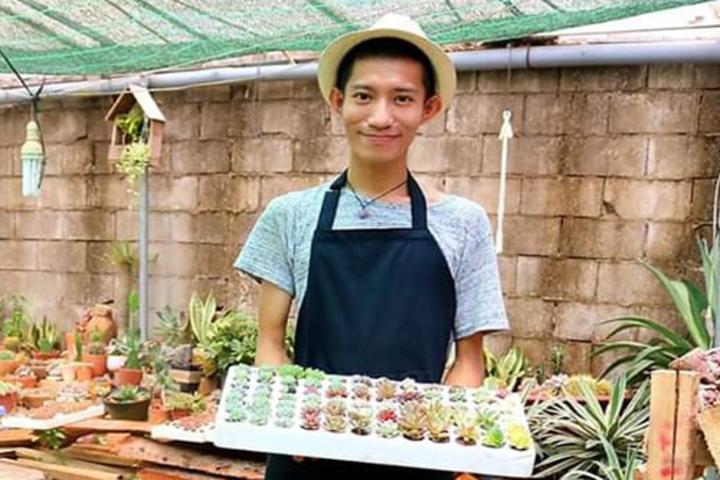 Nguyễn Đào Quy Tân, chàng trai Cần Thơ khởi nghiệp với xà phòng thảo dược (6/11/2019)