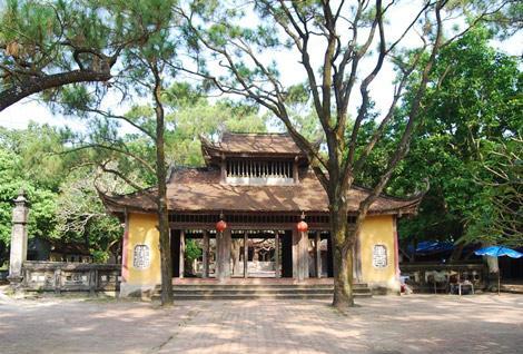 Chùa Côn Sơn – Ngôi chùa tâm linh của thiền phái Trúc Lâm Yên Tử (8/11/2019)