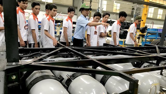 Tăng cường gắn kết trường nghề - doanh nghiệp: Giải pháp hữu hiệu nâng tầm kỹ năng lao động Việt Nam (18/11/2019)