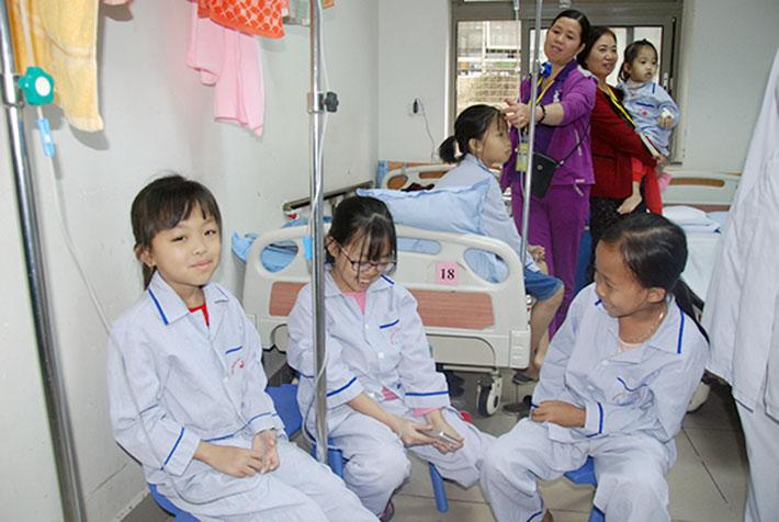 Rà soát, sàng lọc bệnh nhân tan máu bẩm sinh, nâng cao chất lượng dân số (16/11/2019)