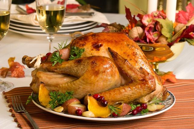 Gà tây chịu sự cạnh tranh lớn từ thực phẩm chay trong mùa lễ Tạ ơn (26/11/2019)