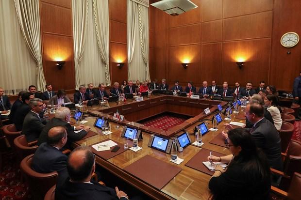 Ủy ban Hiến pháp Syria nhóm họp tại Geneva (26/11/2019)