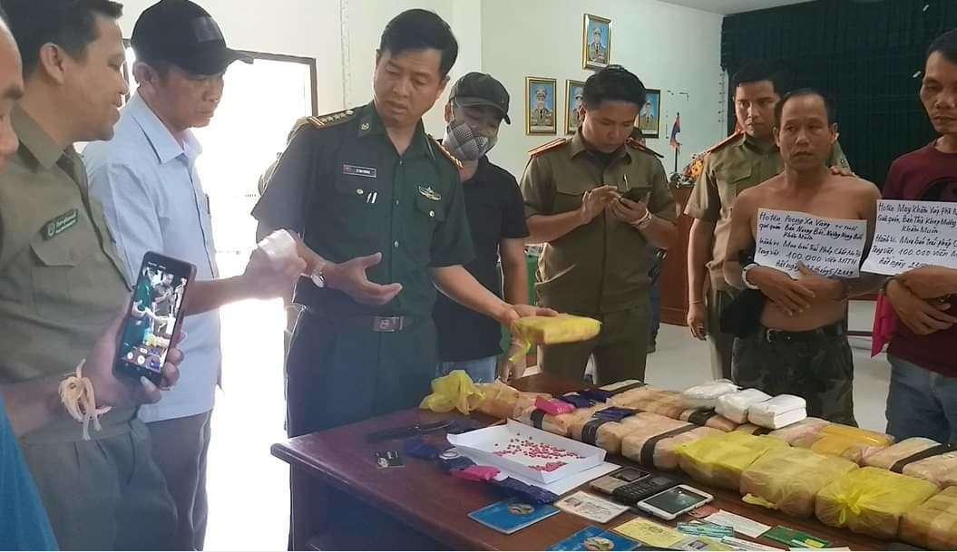 THỜI SỰ 21H30 ĐÊM 6/11/2019: Bộ đội Biên phòng tỉnh Quảng Trị phát hiện gần 30 nghìn viên ma túy tổng hợp vận chuyển từ Lào về Việt Nam.