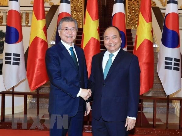 Động lực mới thúc đẩy quan hệ ASEAN - Hàn Quốc: Nâng tầm quan hệ Việt Nam - Hàn Quốc (24/11/2019)