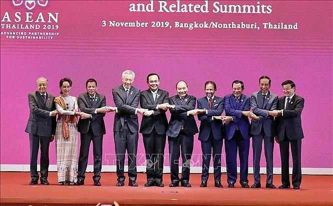 THỜI SỰ 12H TRƯA 3/11/2019: Thủ tướng Nguyễn Xuân Phúc và Đoàn đại biểu cấp cao Việt Nam dự lễ khai mạc Hội nghị Cấp cao ASEAN 35 - sự kiện quan trọng nhất trong năm của khu vực với 650 triệu dân.