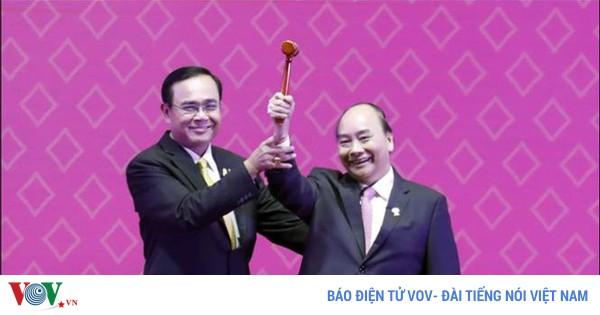 THỜI SỰ 18H CHIỀU 18/11/2019: Việt Nam chọn chủ đề gắn kết và chủ động thích ứng cho năm Chủ tịch ASEAN 2020.