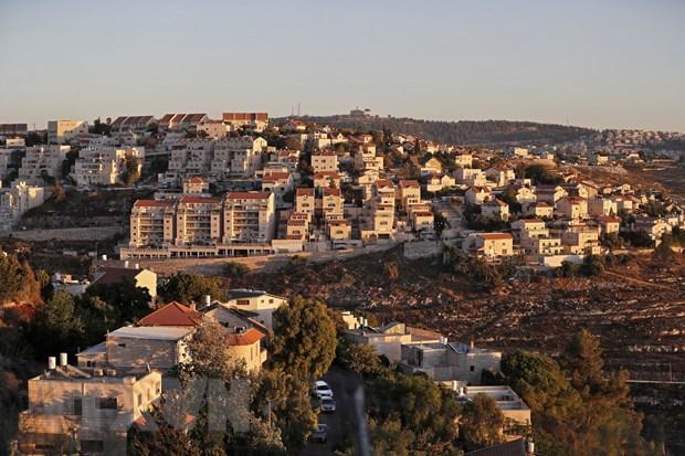 Mỹ thay đổi lập trường về các khu định cư Do Thái ở Bờ Tây (20/11/2019)
