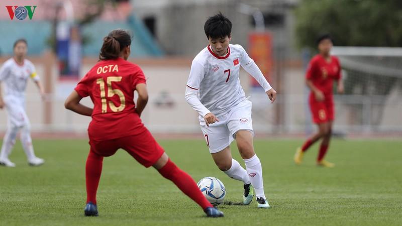 THỜI SỰ 21H30 ĐÊM 29/112019: Đội tuyển bóng đá nữ Việt Nam là đội bóng đầu tiên chính thức vào vòng bán kết, môn bóng đá nữ SEA Games 30.