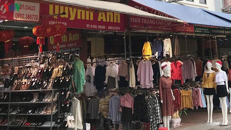 Thời trang Việt trước nguy cơ hàng giả mạo 'Made in Vietnam', gian lận xuất xứ (15/11/2019)