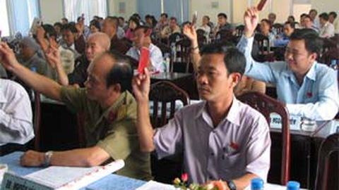 Thí điểm không tổ chức HĐND phường: Làm sao để đảm bảo quyền làm chủ của người dân?